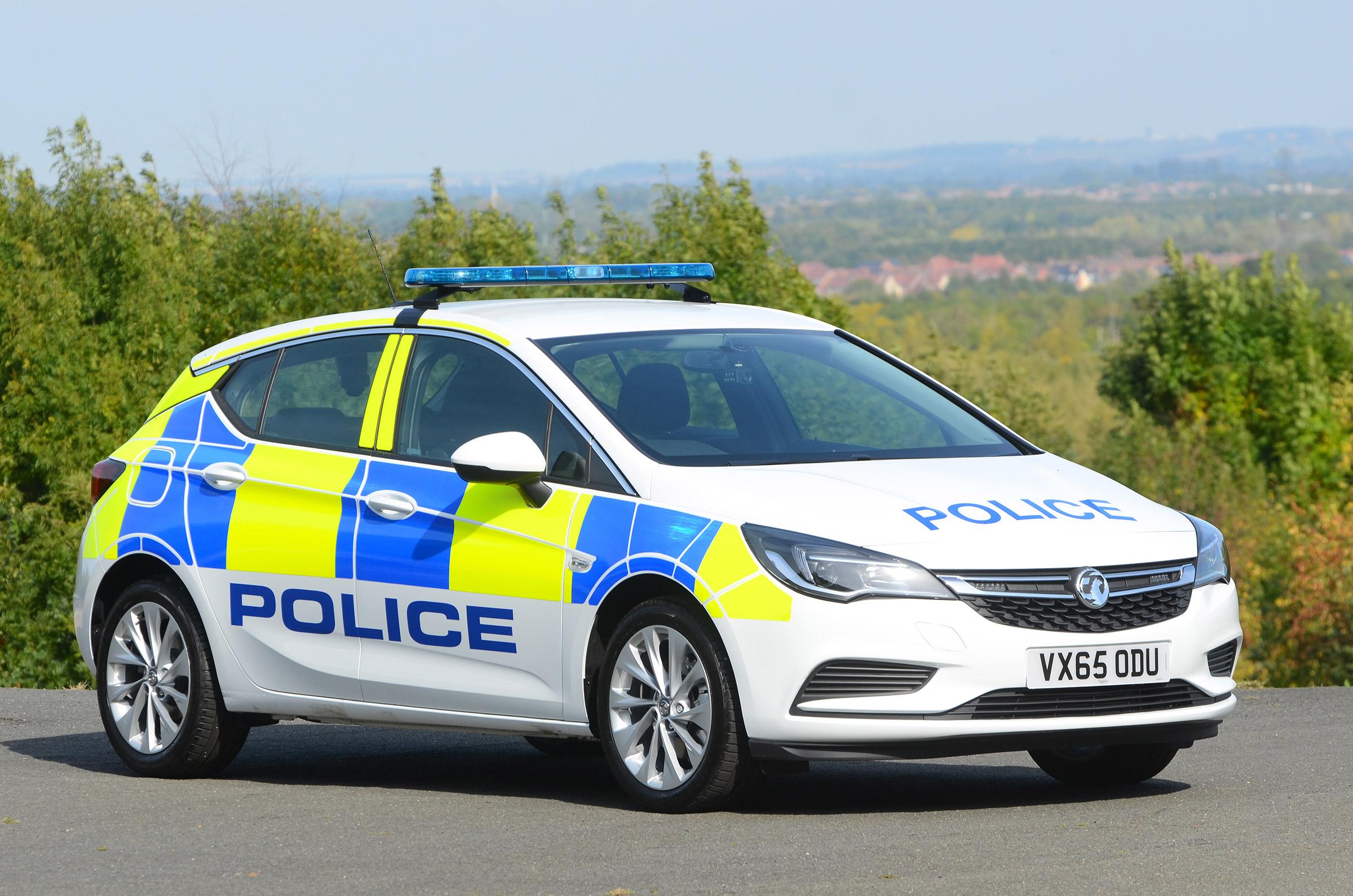 JFP Crime Police Car